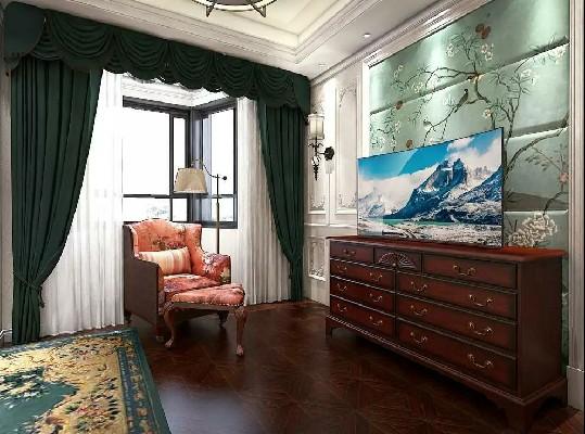 欧式古典家具:舒适又温暖的贵族气