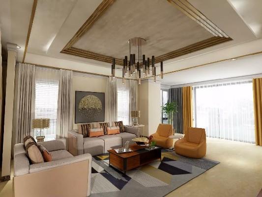 很有格調的別墅設計,還原家的舒適與溫暖