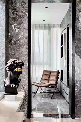 高级黑空间+COOMO | 演绎气质十足的艺术之家